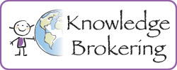 Knowledge Brokering Button